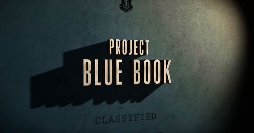 project blue book bande annonce
