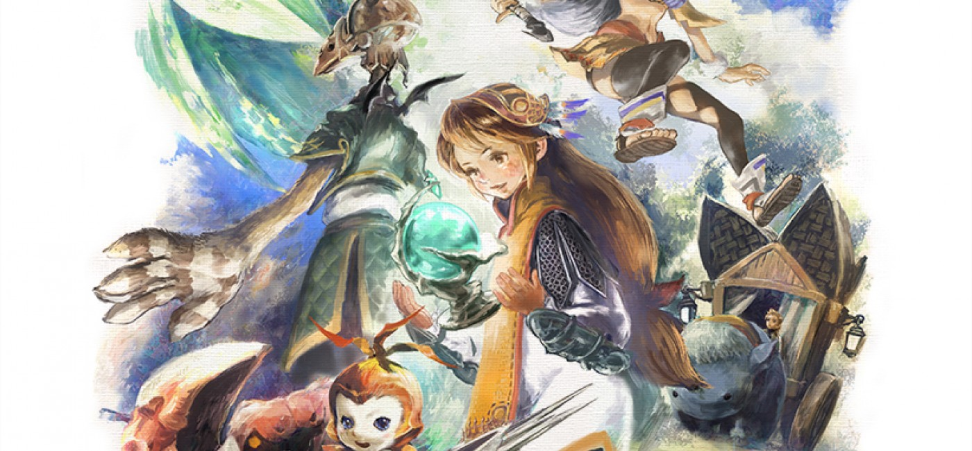 final fantasy crystal chronicles remastered nintendo