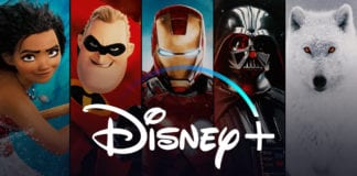 disney+ liste films series
